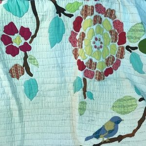 Anthropologie king size quilt